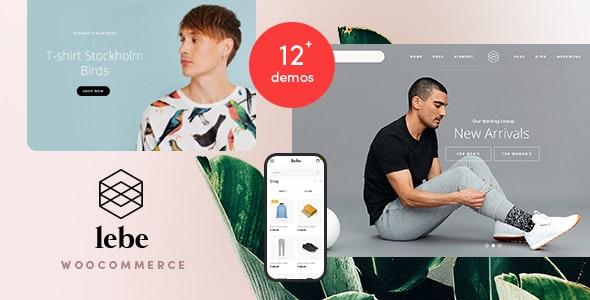 Lebe - Multipurpose WooCommerce Theme