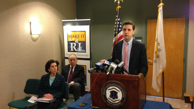 Magaziner Raimondo infrastructure bank TN 3-18-2015_155651