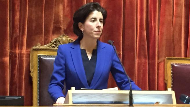 Raimondo budget address March 2015 McGowan_154282