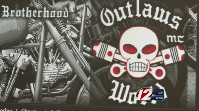 Police say presence of motorcycle club in RI is alarming