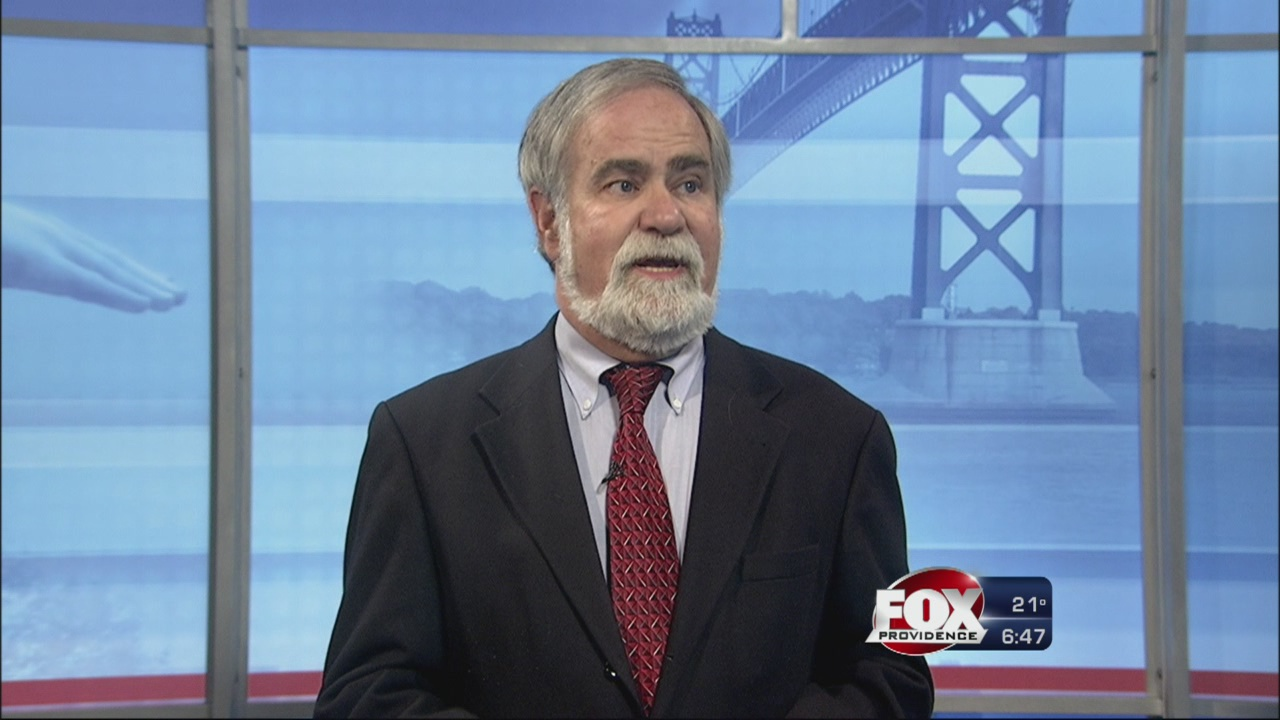 Eyewitness News Political Analyst Joe Fleming_110388