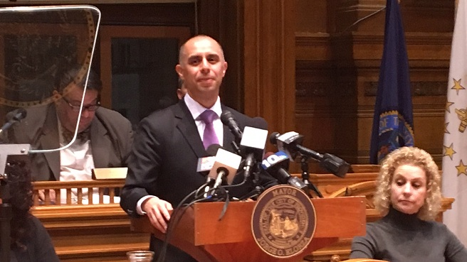 Providence Mayor Jorge Elorza State of the City address_257917