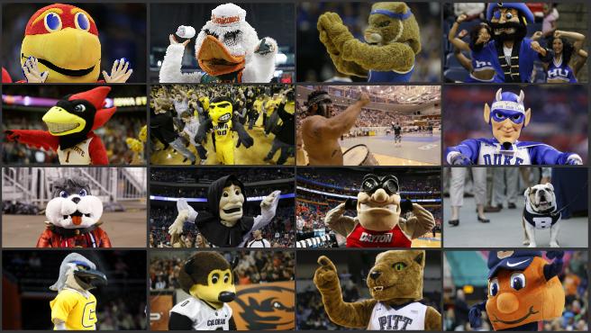 mascot collage_276333