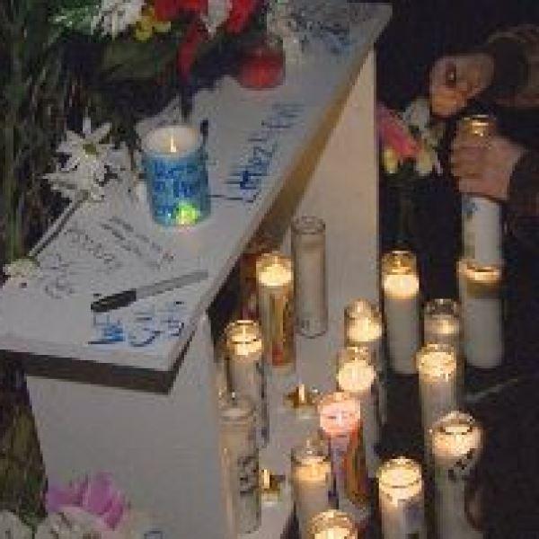 Taunton murder vigil_275316