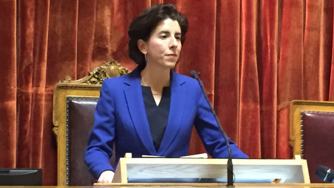 Raimondo budget address March 2015 McGowan_154282
