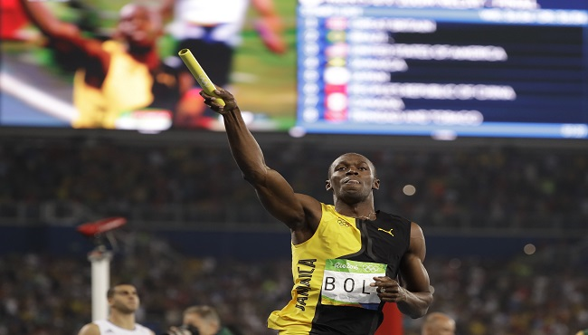 Rio Olympics Athletics bolt_346607