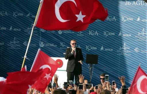 Turkey New Bridge_349788