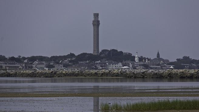 The Pilgrim Monument._396214