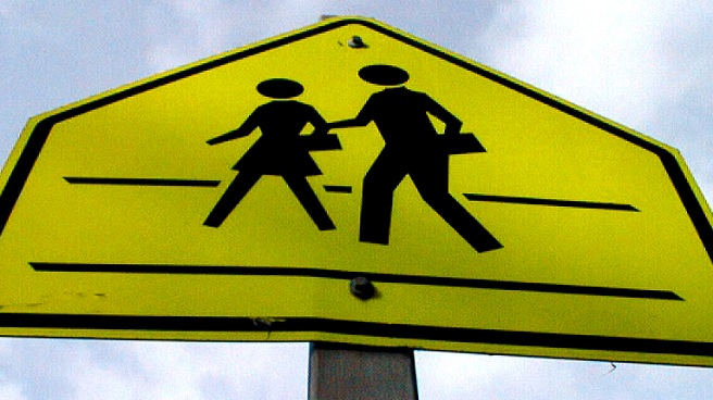 Crosswalk sign_213933