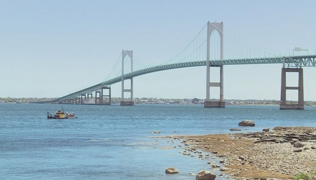 Newport Pell Bridge Celebrates 50 Years