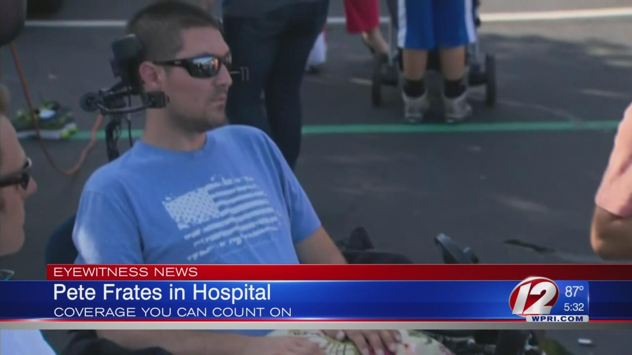 Creator of ALS Ice Bucket Challenge Hospitalized