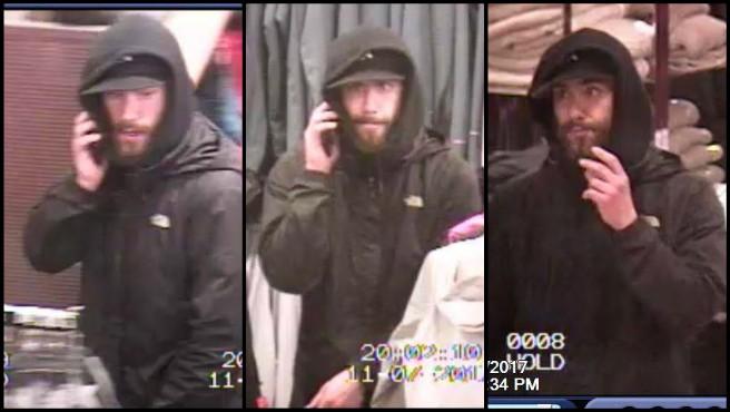 Macy's theft suspect_589372