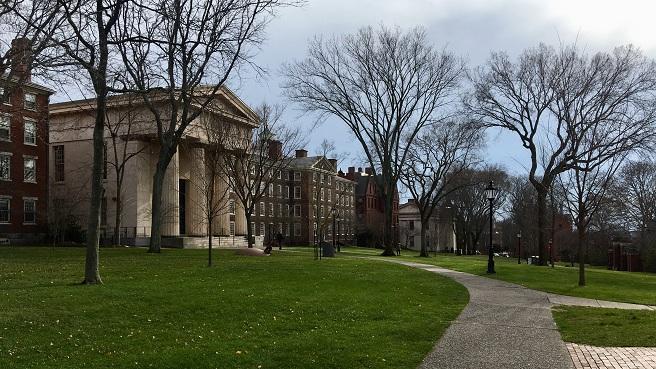 Brown University campus_601107
