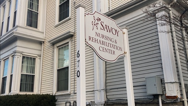 Nurse charged with raping residents at New Bedford nursing home