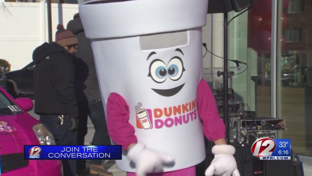Dunkin' Donuts saying goodbye to foam cups