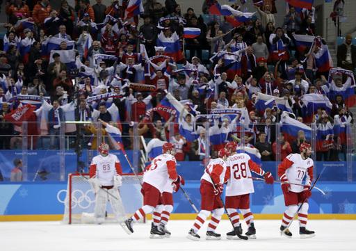 Pyeongchang Olympics Ice Hockey Men_650501