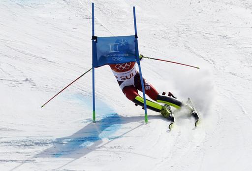 Pyeongchang Olympics Alpine Skiing_650428