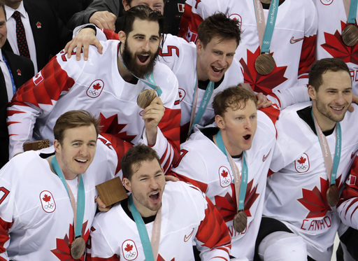 Pyeongchang Olympics Ice Hockey Men_650554