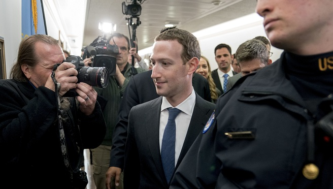 Facebook Privacy Scandal Congress
