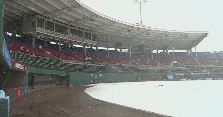 PawSox cold weather