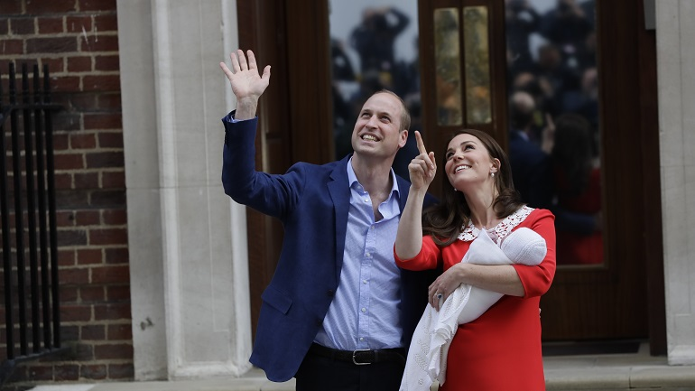 Britain Royal Baby_1524506336370