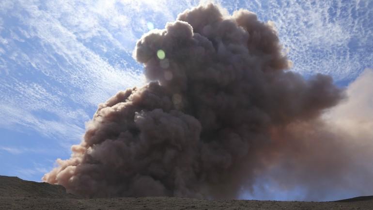 hawaii eruption