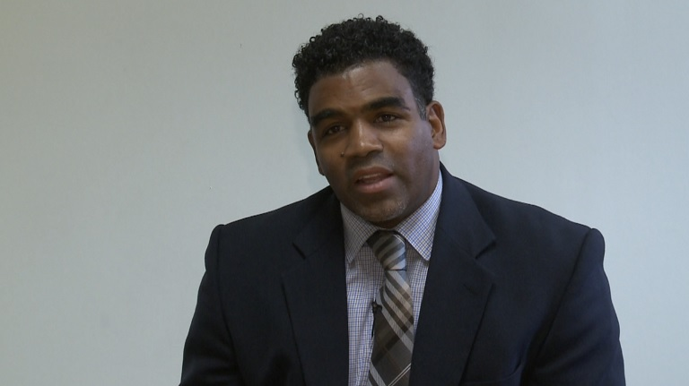 New Bedford Schools Superintendent Thomas Anderson