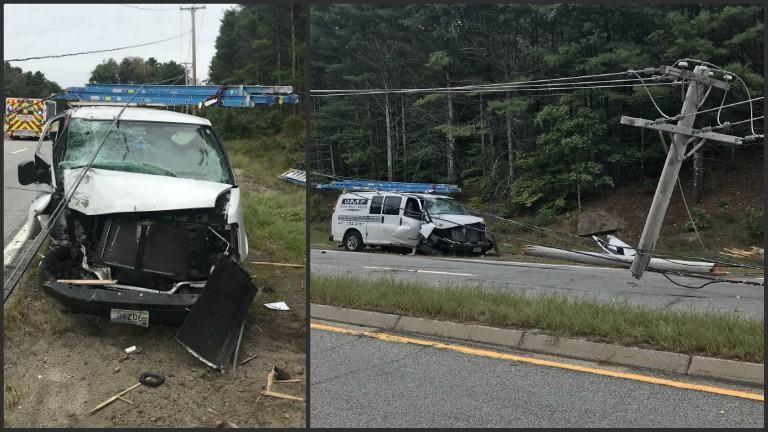 Richmond Nooseneck Hill Road crash