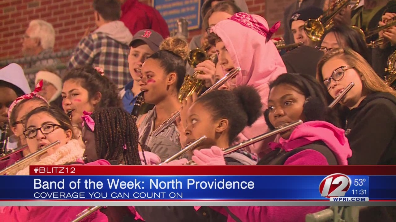 Band of the Week: North Providence