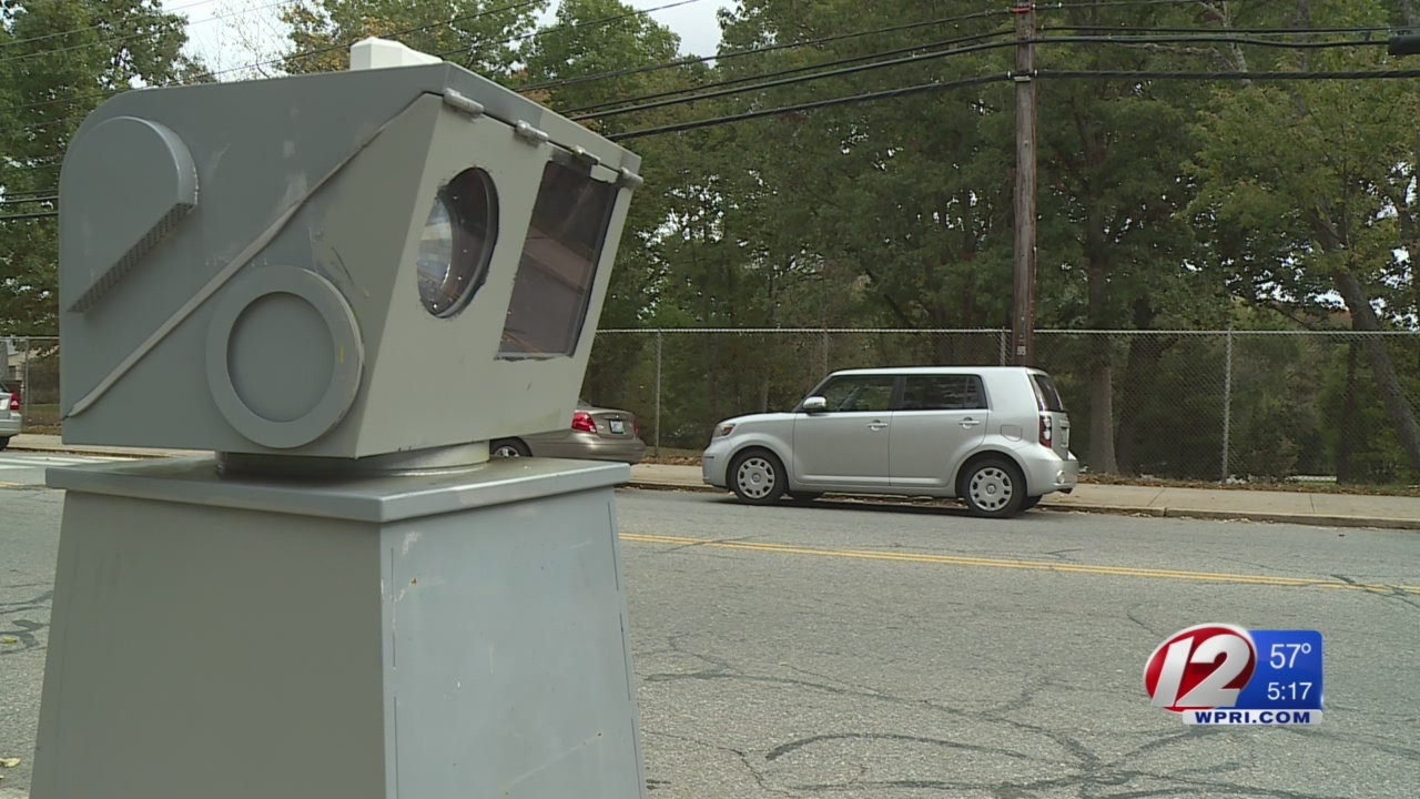 Grace period for Providence's speed cameras ends Tuesday