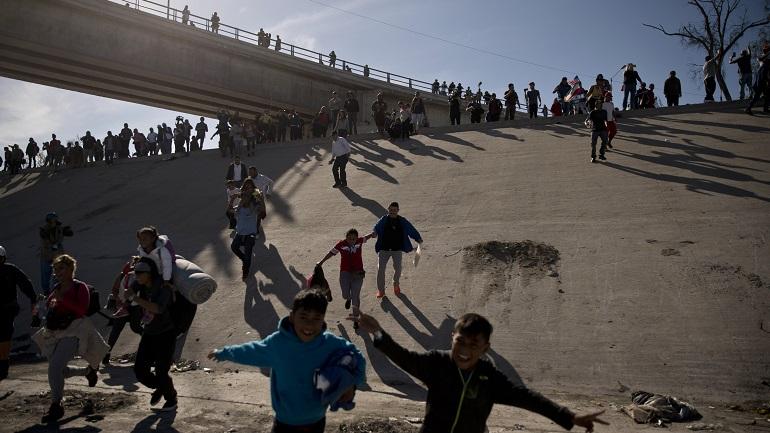 Central America Migrant Caravan_1543227019237