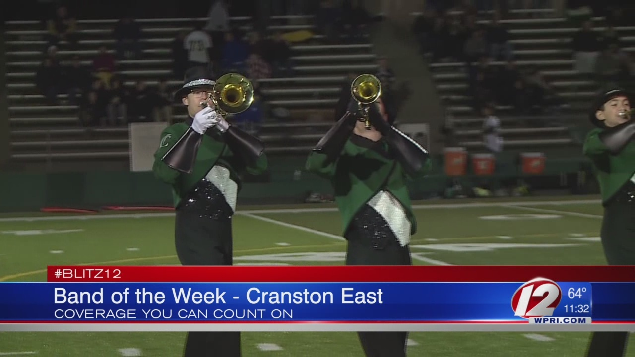 Band of the Week: Cranston East