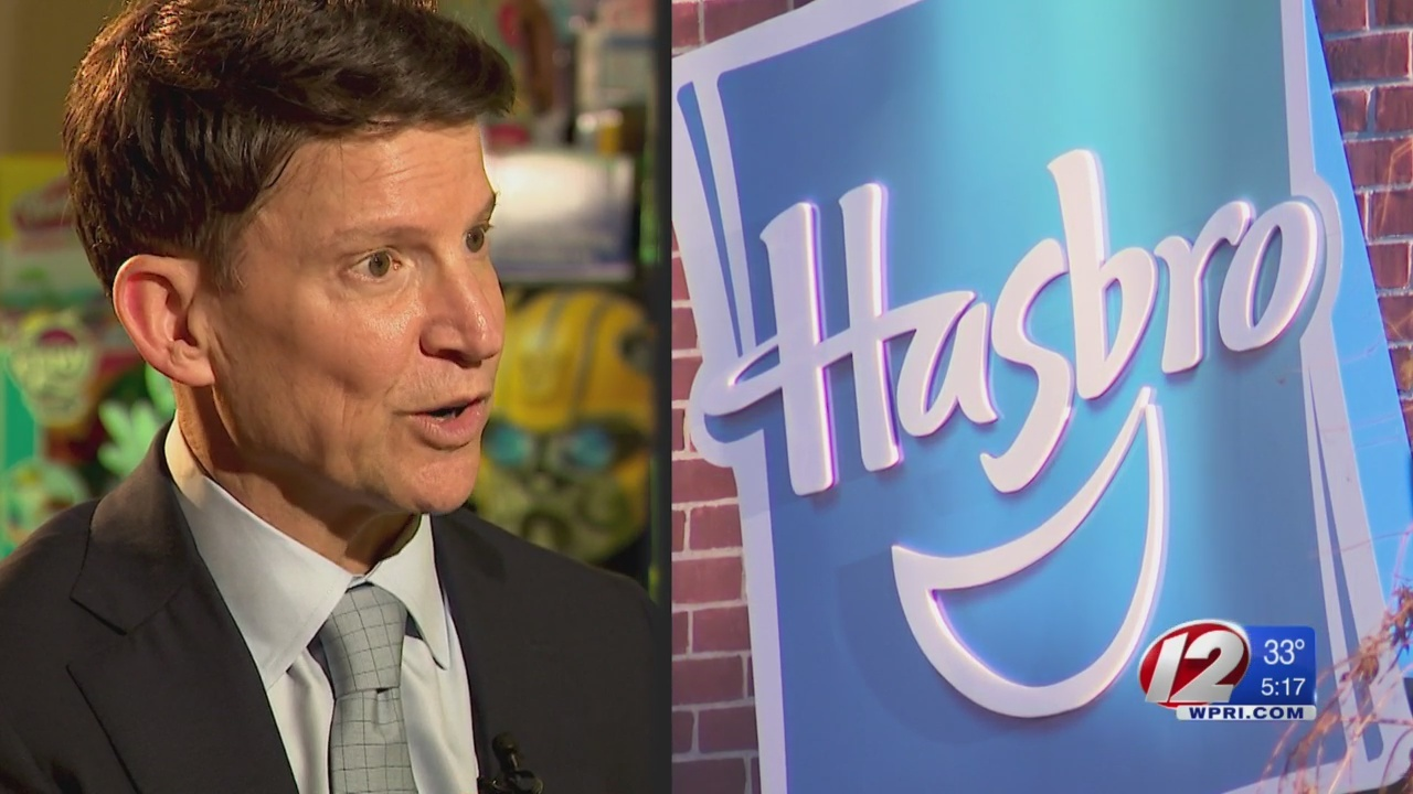 CEO: Hasbro will decide by mid-2019 on keeping HQ in RI