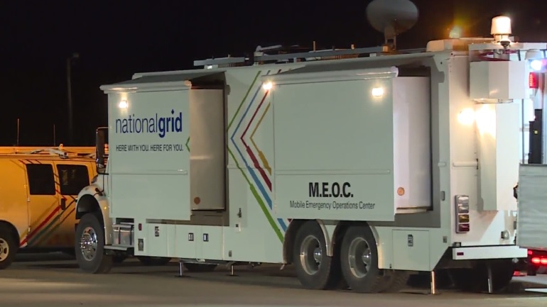 Gov. Raimondo calls State of Emergency for Newport County