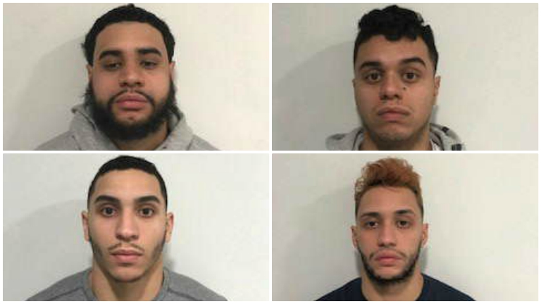 Police arrest 4 brothers accused of running narcotics operation