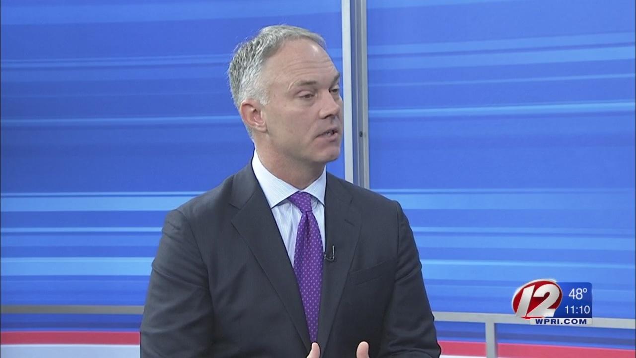 Mayor Mitchell talks charter school expansion
