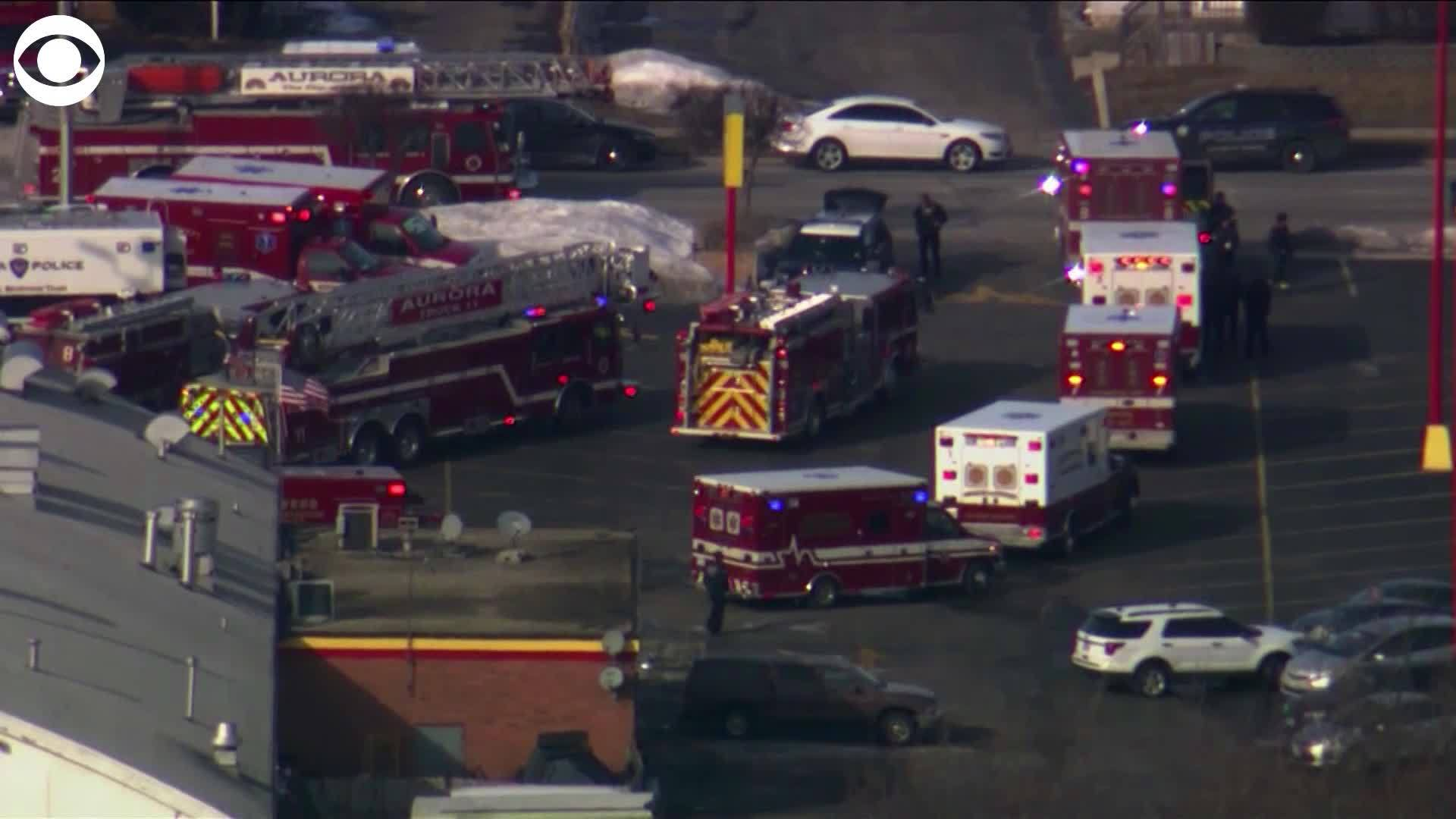 VIDEO NOW: Active Shooter Situation in Illinois