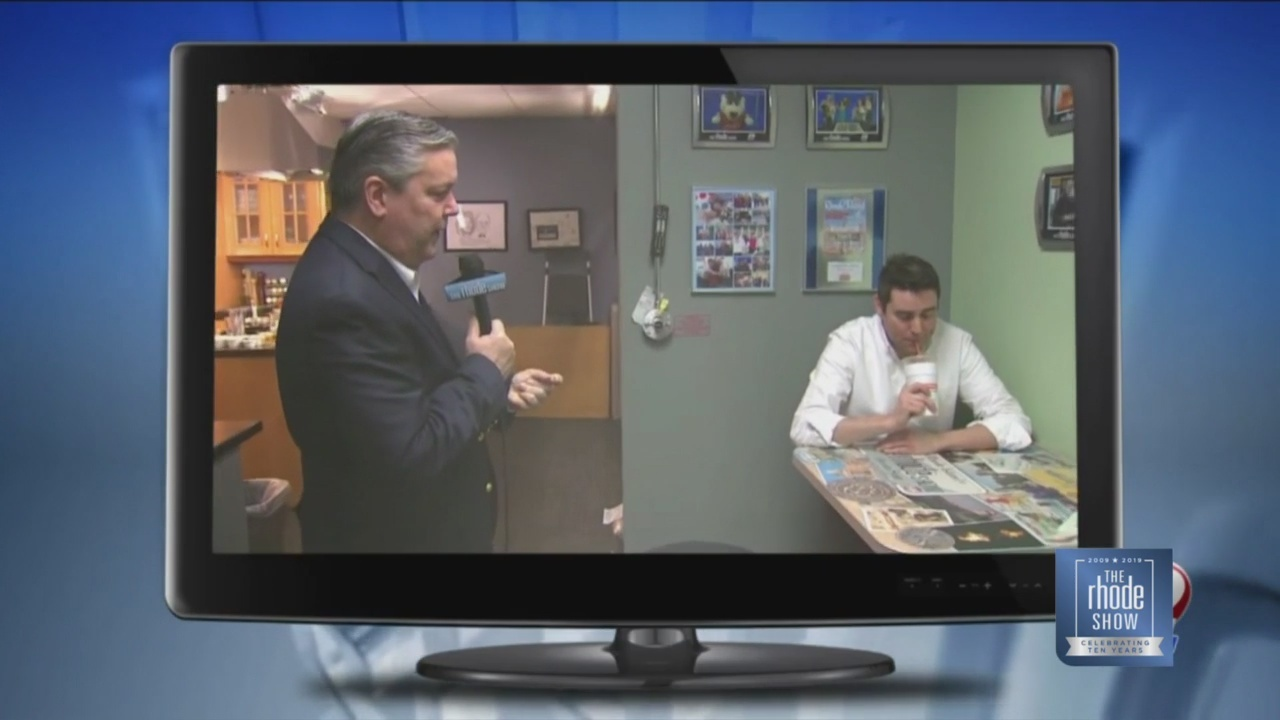 Celebrating Ten Years: RS Throwback - John Rooke Provides Play-by-Play for Brendan's Pre-Show Routine