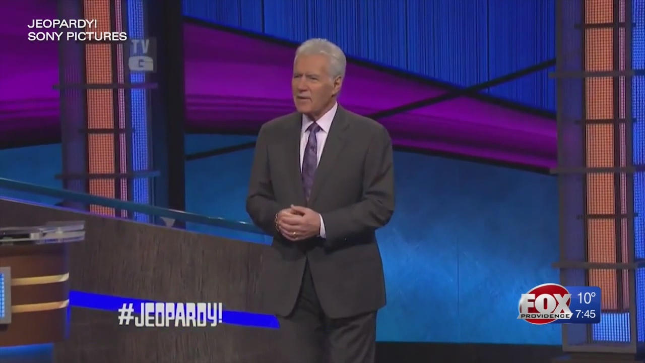'Jeopardy!' host Alex Trebek diagnosed with stage 4 pancreatic cancer
