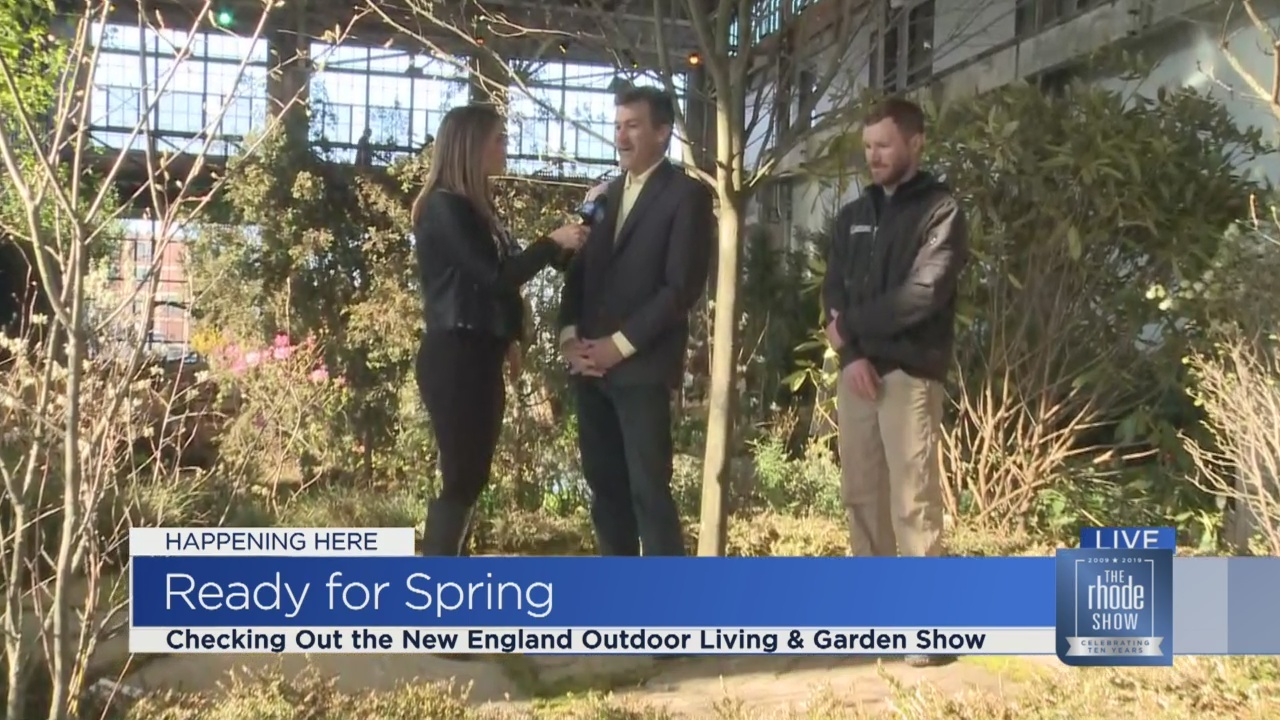 New England Outdoor Living & Garden Show offers something for all!