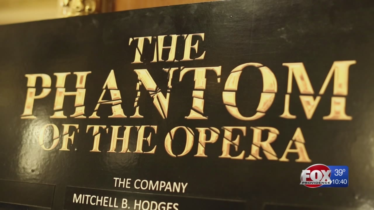 Phantom of the Opera returns to PPAC