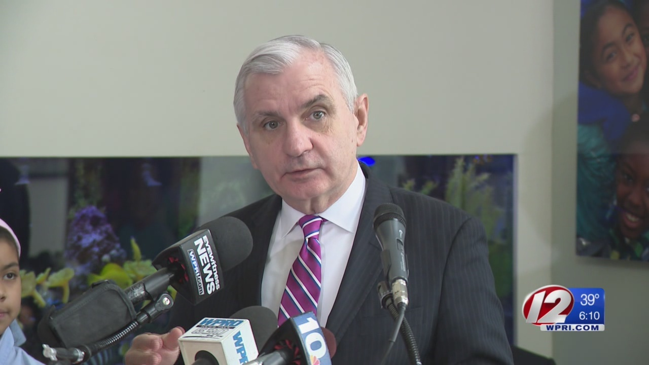 Reed: RI could lose $20M+ with Trump's proposed education cuts