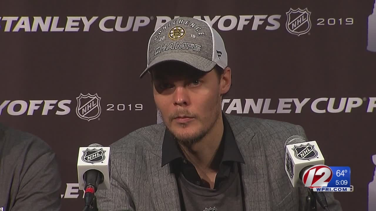 Bruins make it to Stanley Cup Final for third time in nine years