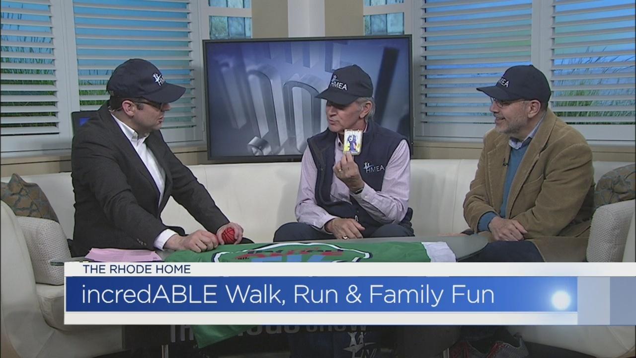 HMEA's Annual IncredABLE Walk & Run returns