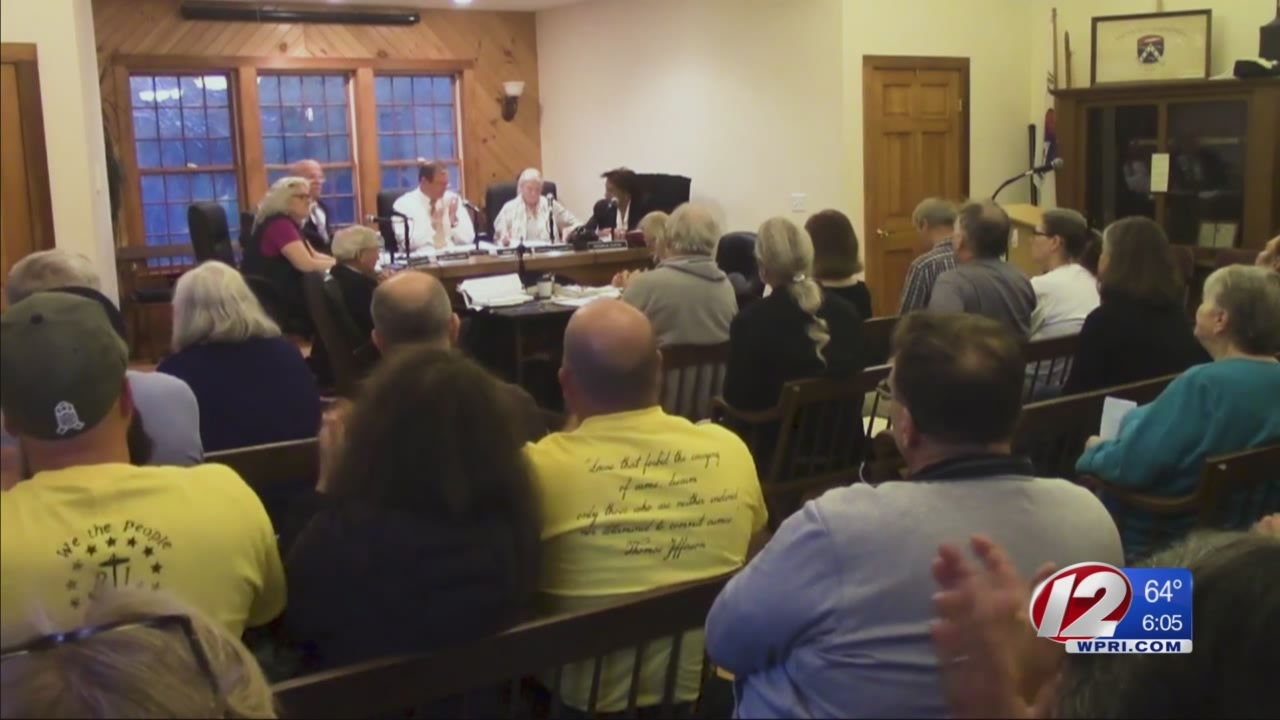 Hopkinton declares itself 2nd Amendment sanctuary