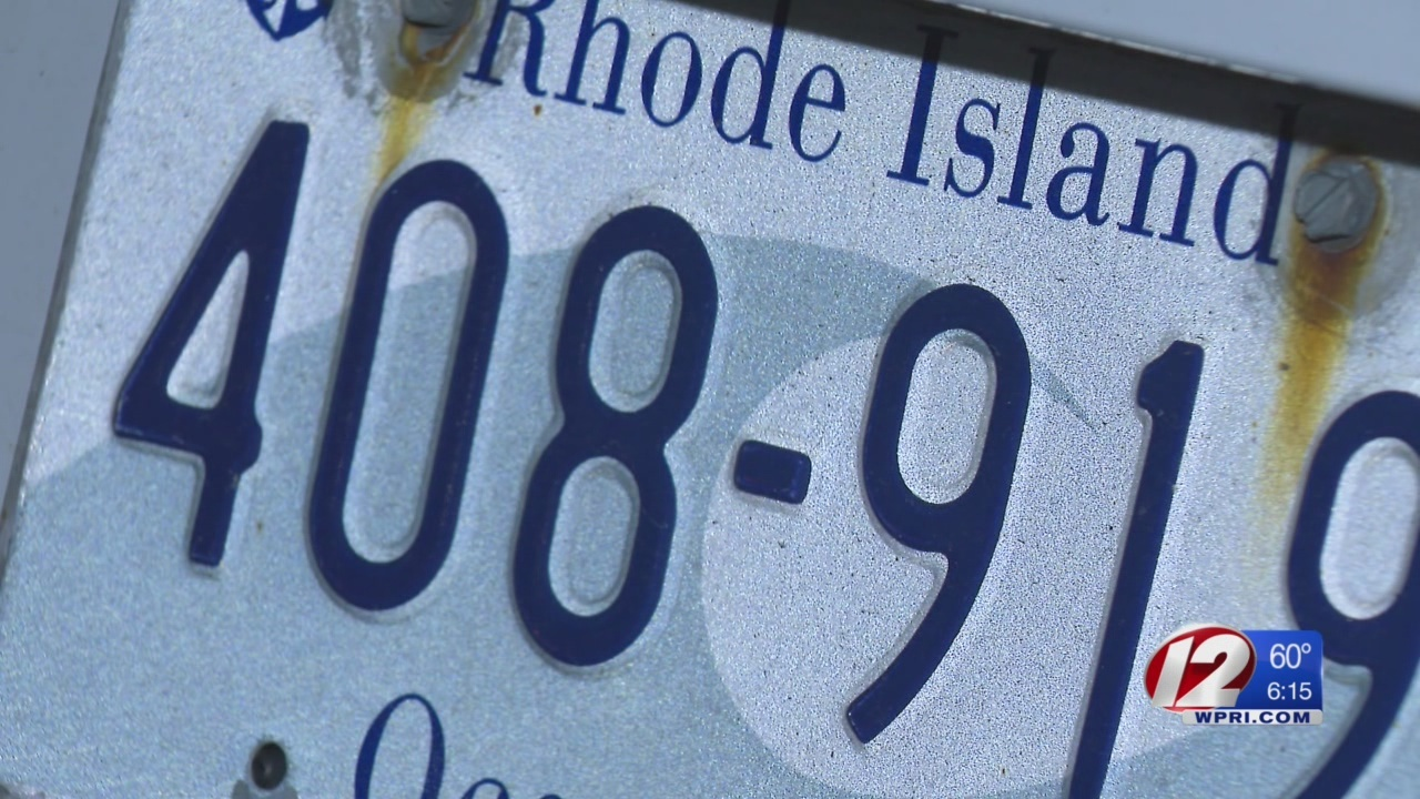RI Senate approves bill to change license plates, hike price