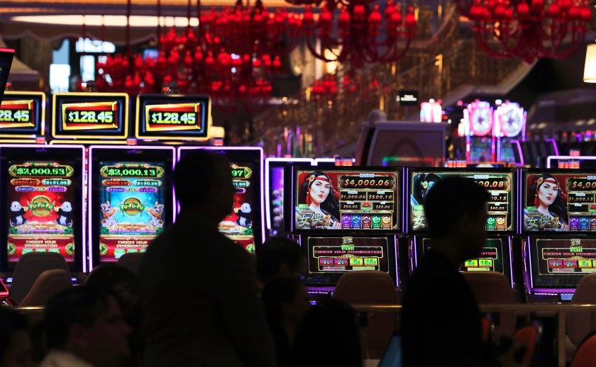 Modern casino, Elk golden goddess online Herd, And Autumn Color