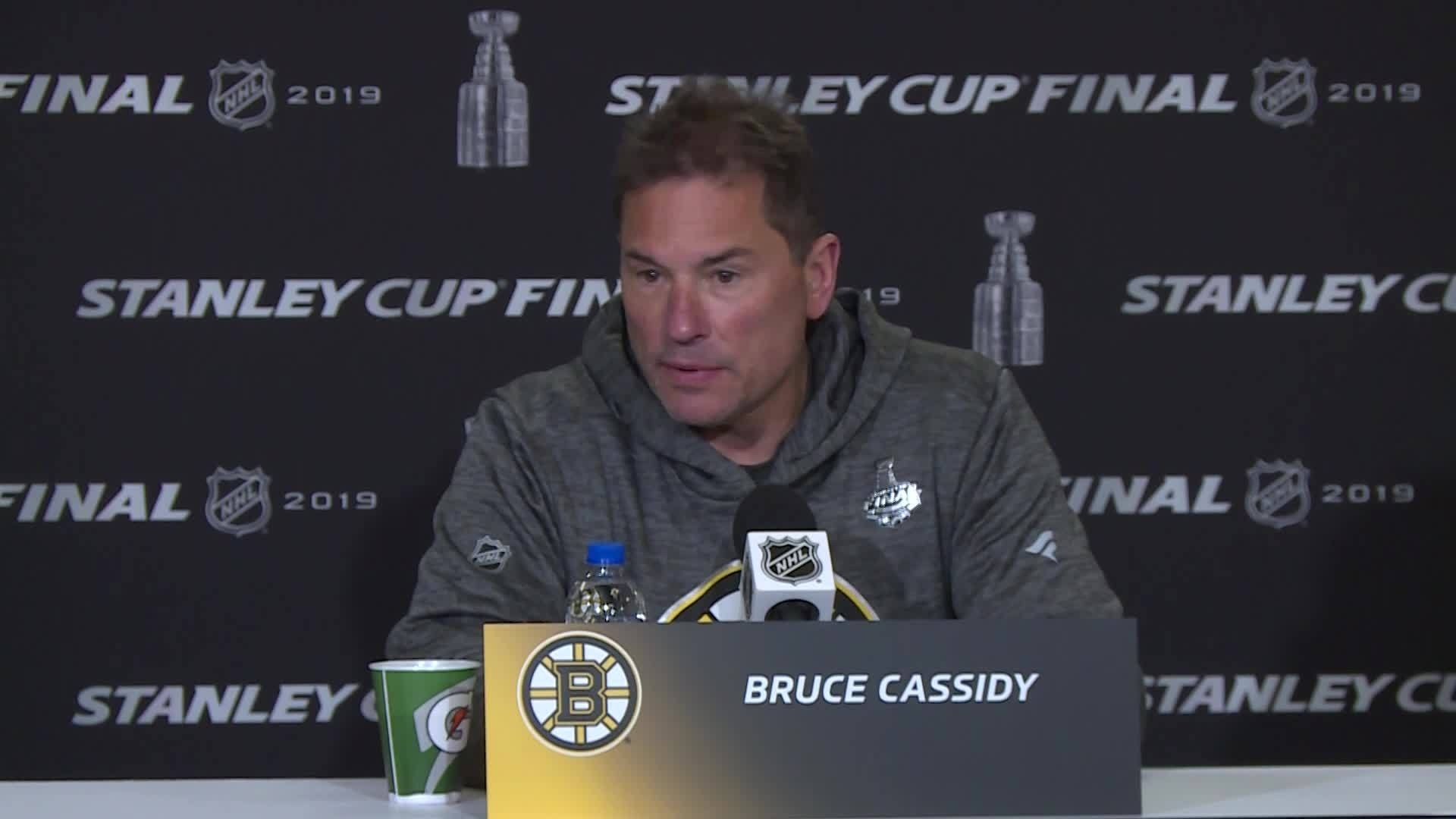 Video Now: Bruins Keys For Game 3 Win
