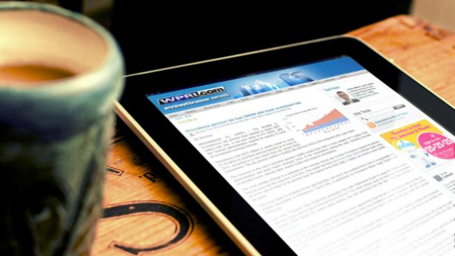 Nesi Notes saturday coffee iPad