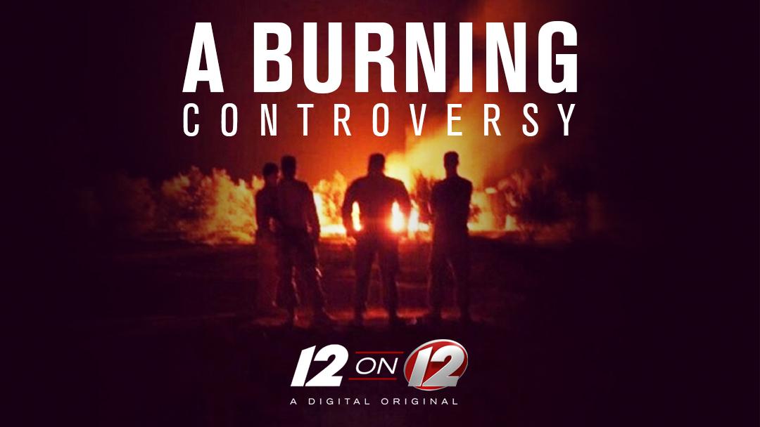 A Burning Controversy: A 12 on 12 Digital Original